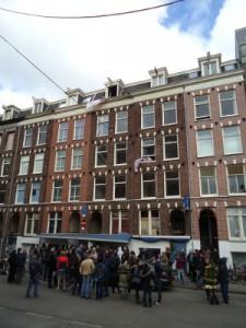 2014-04-13_kraak_Vluchtmarkt_Ten_Katestraat_Amsterdam