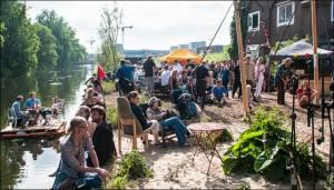 Celebrating Life at Op de Valreep (Photo: Op De Valreep)