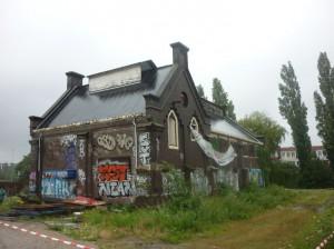 Op de Valreep: Abandoned and Derelict (Photo: Op De Valreep)
