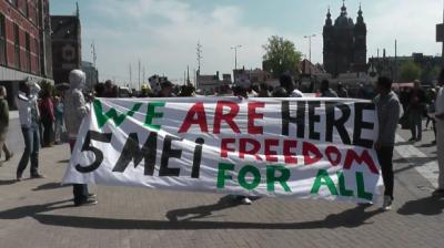 2014-05-05_Amsterdam_Wij_Zijn_Hier_demo
