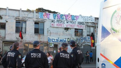 2014-07-31_Sydney_squat_evicted