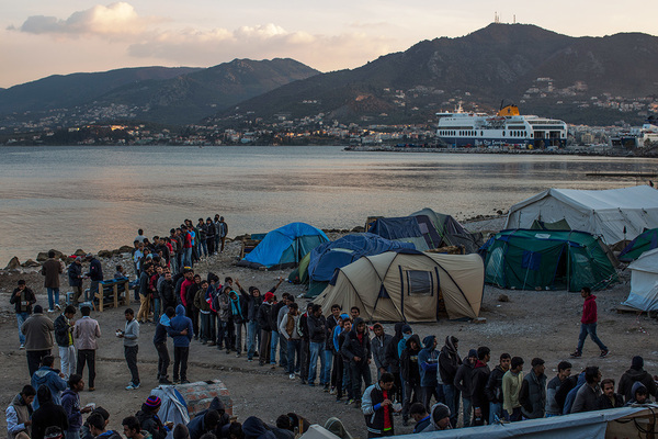 2017_No_Border_camp_Mytilene_Lesvos_Greece_1
